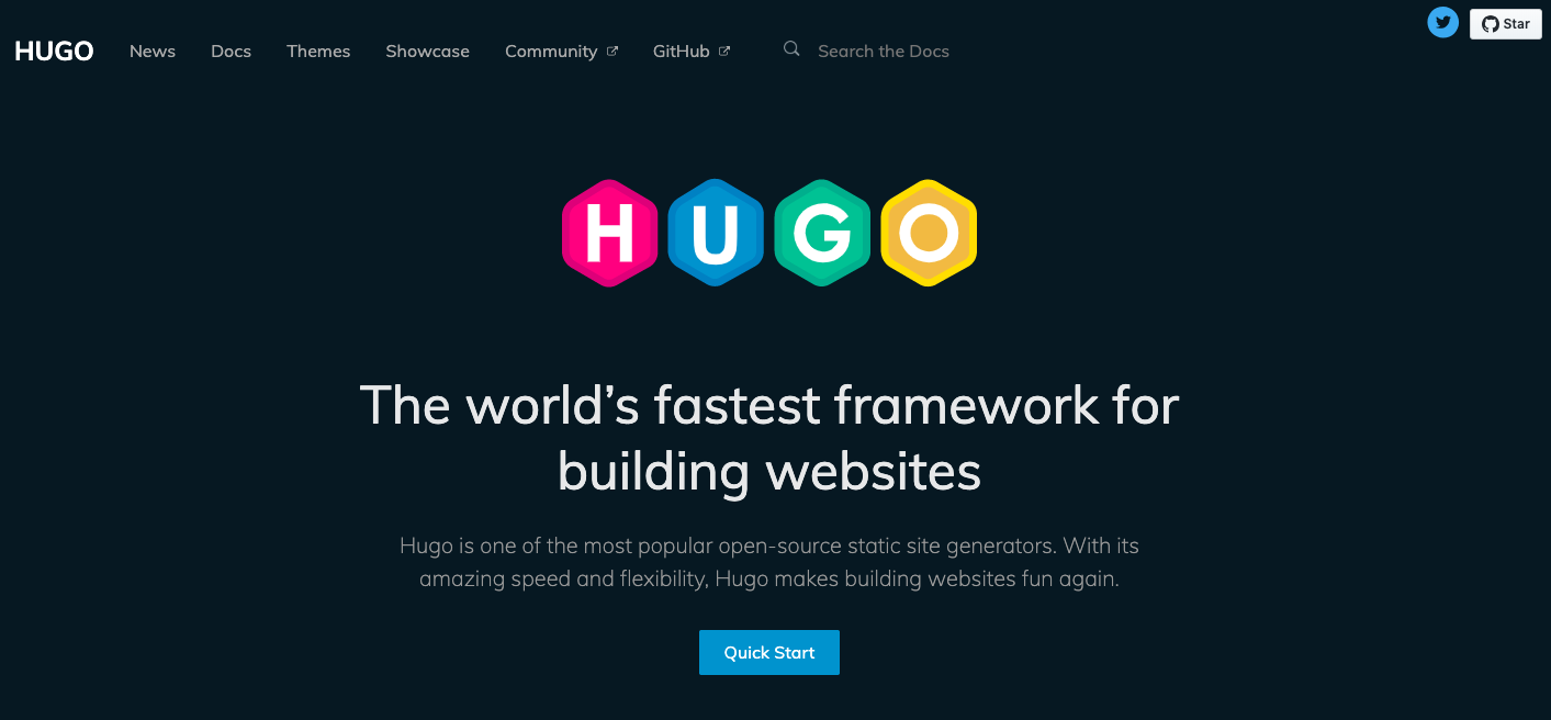 What is Hugo?